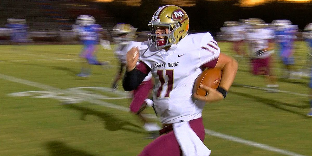 Lowcountry High School Football - Week 4
