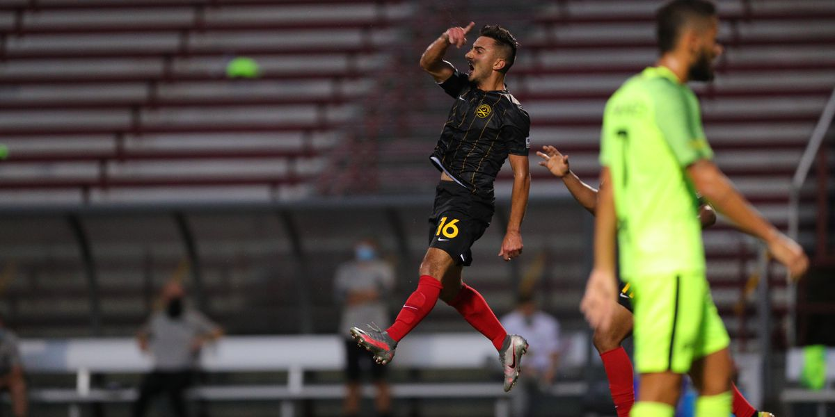 Battery Make it Four in a Row With 1-0 Win over Tampa Bay