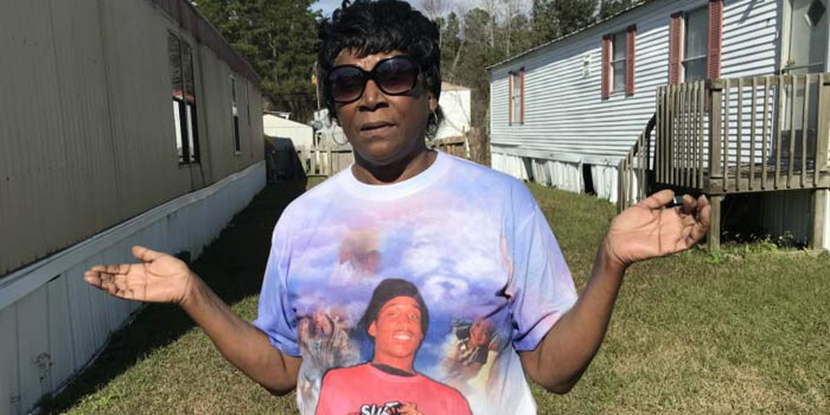 """""""You can run but you can't hide;"""" Grandmother seeks help to solve son's murder"""