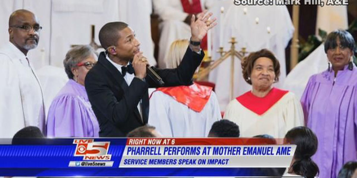 Cable network to air concert inspired by Charleston church shooting