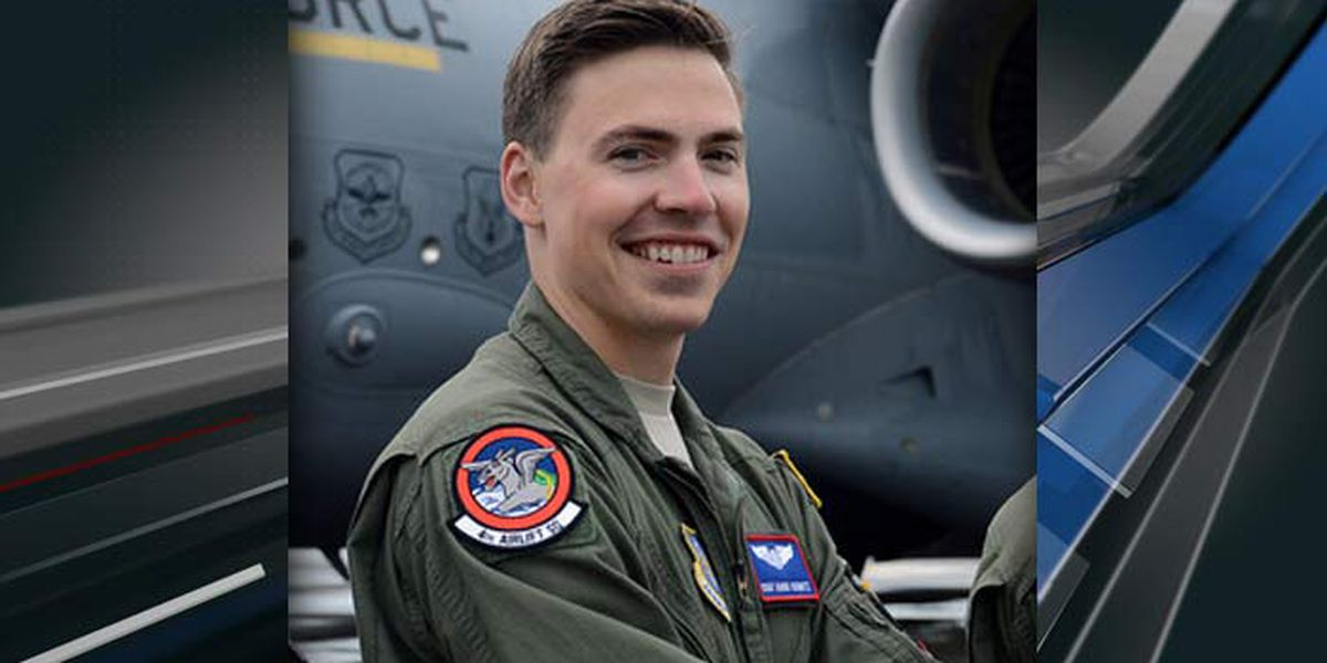 Shaw Air Force Base officials identify pilot killed in F-16 crash