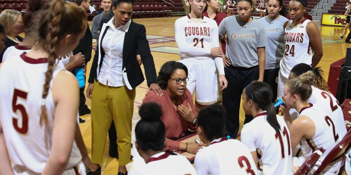 Candice M. Jackson's contract not renewed by CofC