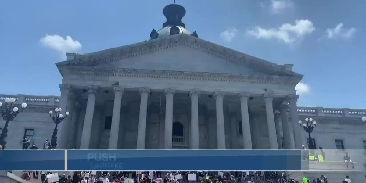 VIDEO: State lawmakers to join 'Black Lives Matter' march, rally in Columbia