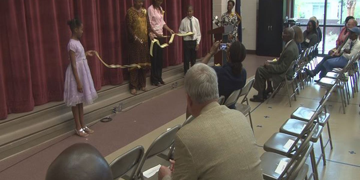 First blacks to desegregate Charleston school invited back to dedicate new building