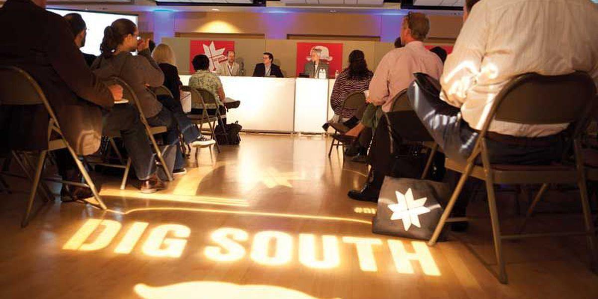 Dig South returns to Charleston next week