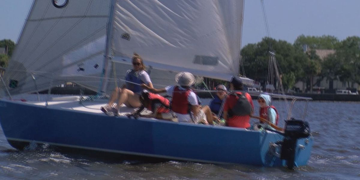New sailing camp created for Lowcountry kids with autism