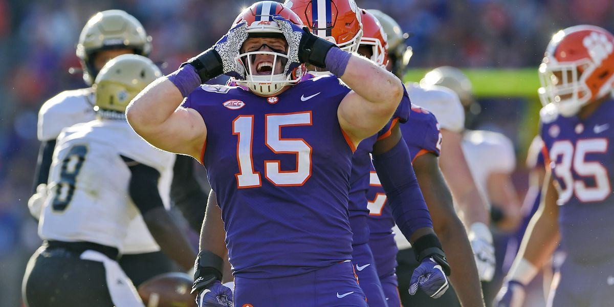 No. 4 Clemson routs Wofford 59-14 for 24th straight victory