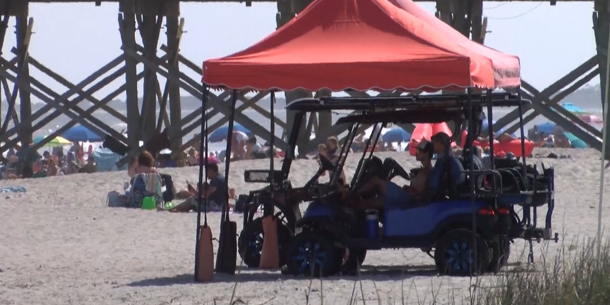Several law enforcement agencies set to be on Folly Beach for Memorial Day weekend