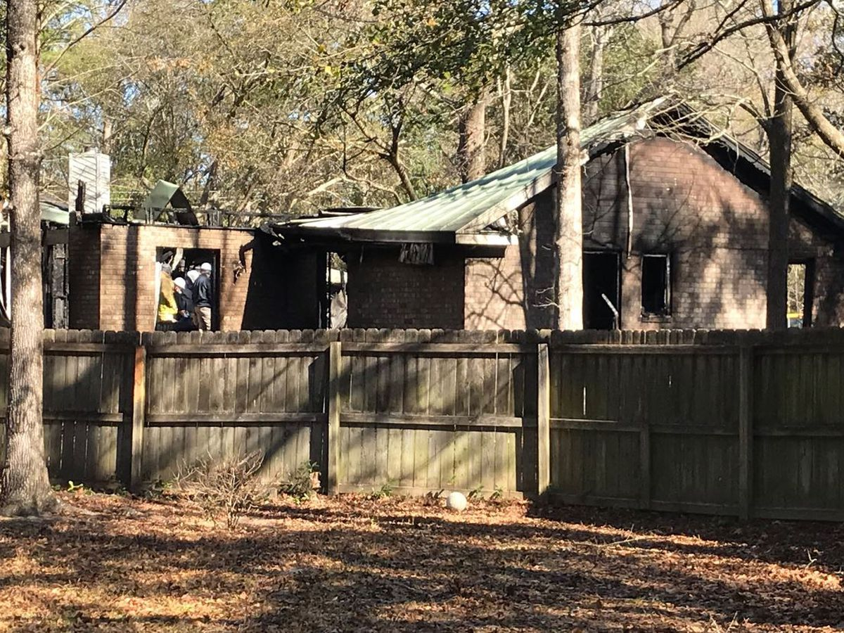 Reports: Police served search warrant, visited Mt. Pleasant house 4 times in weeks before deadly fire