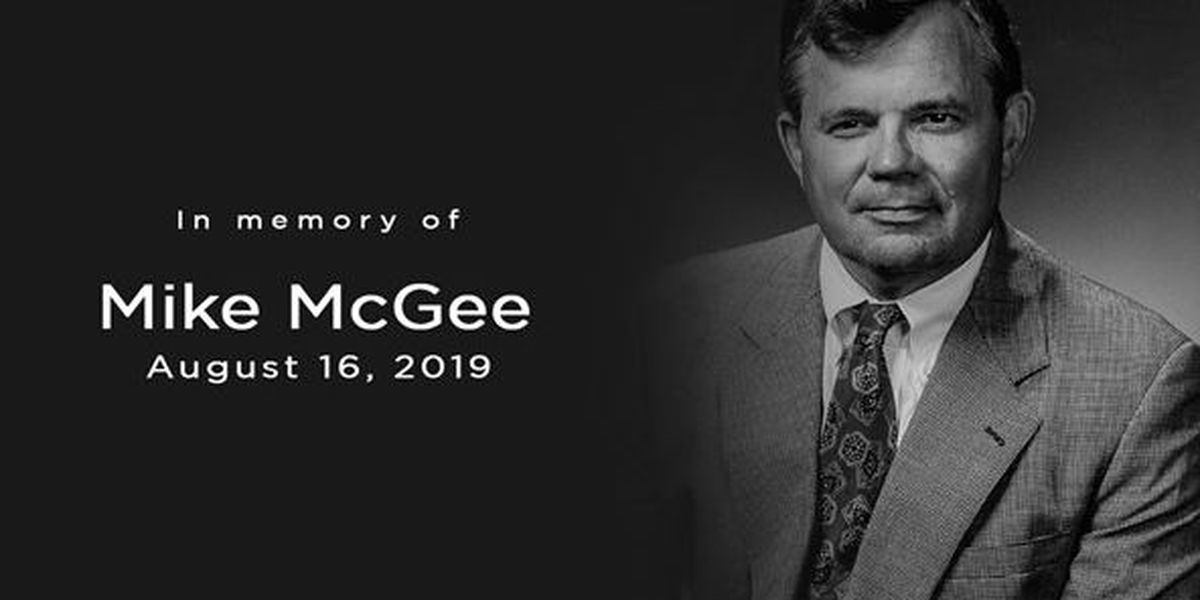 Former Gamecock Athletics Director Mike McGee passes away