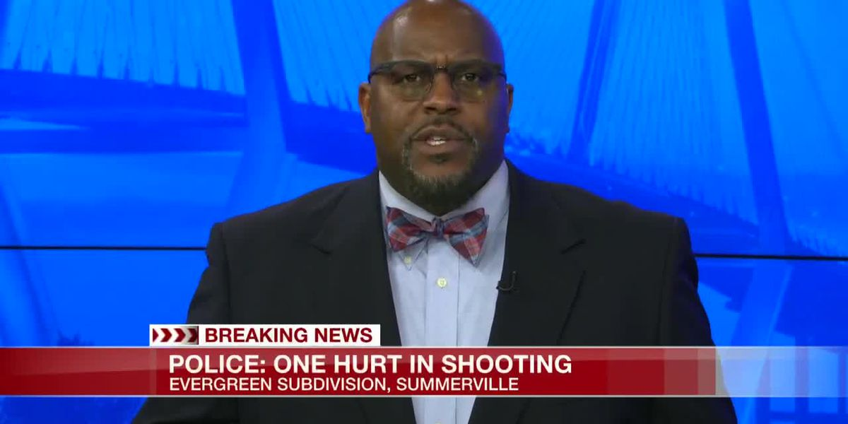 VIDEO: Police investigating after one person shot in Summerville