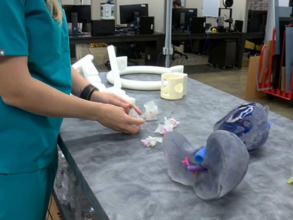 Charleston VA seeks FDA approval for 3D-printed medical devices