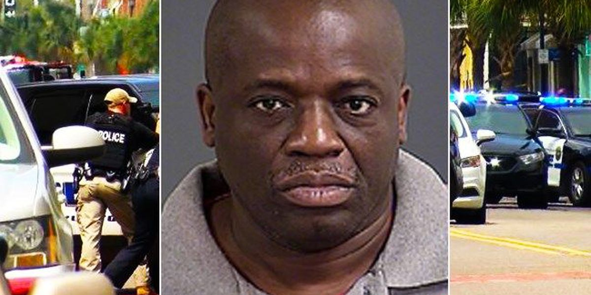 Man charged with killing chef at Charleston restaurant dies from injuries