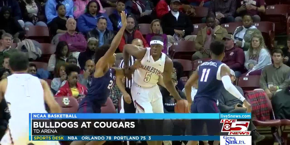 VIDEO: CofC gets home win over SC State