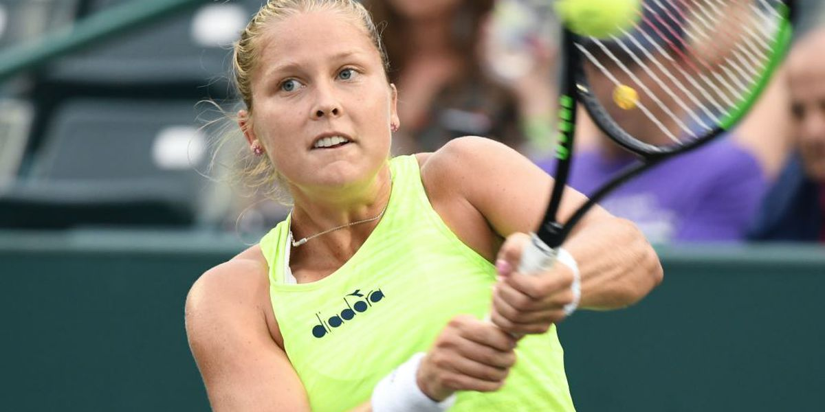 Volvo Car Open extends main draw wild card to Charleston native Shelby Rogers