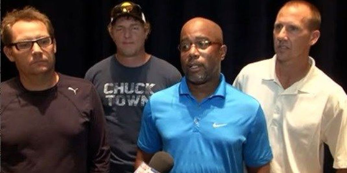 Hootie and the Blowfish provide 'homegrown' help to students