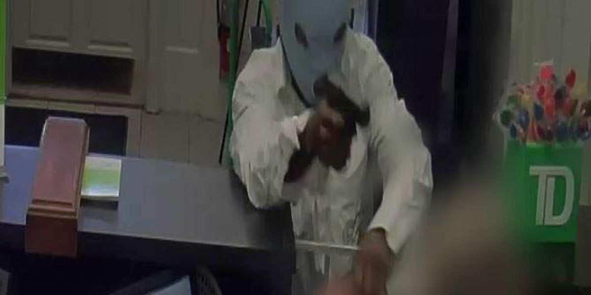 Andrews Police find new evidence from bank robbery