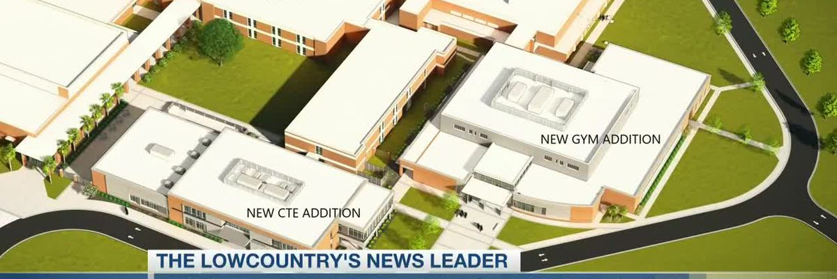 VIDEO: James Island Charter High Projects total $27 million investment