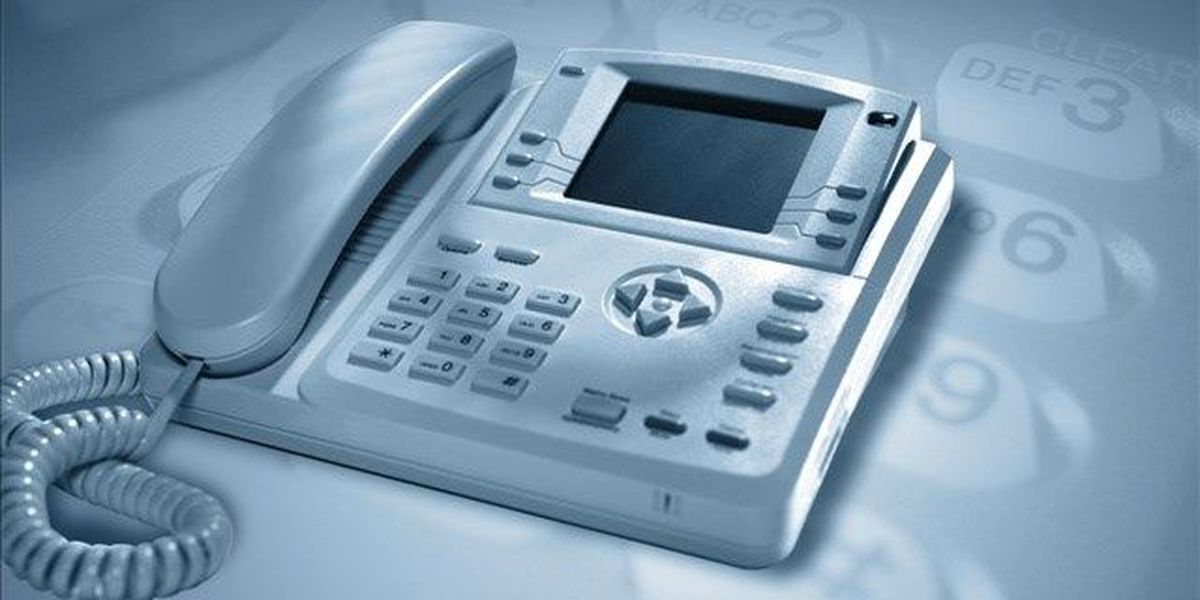 Georgetown Sheriff's Office incoming phone lines restored following outage
