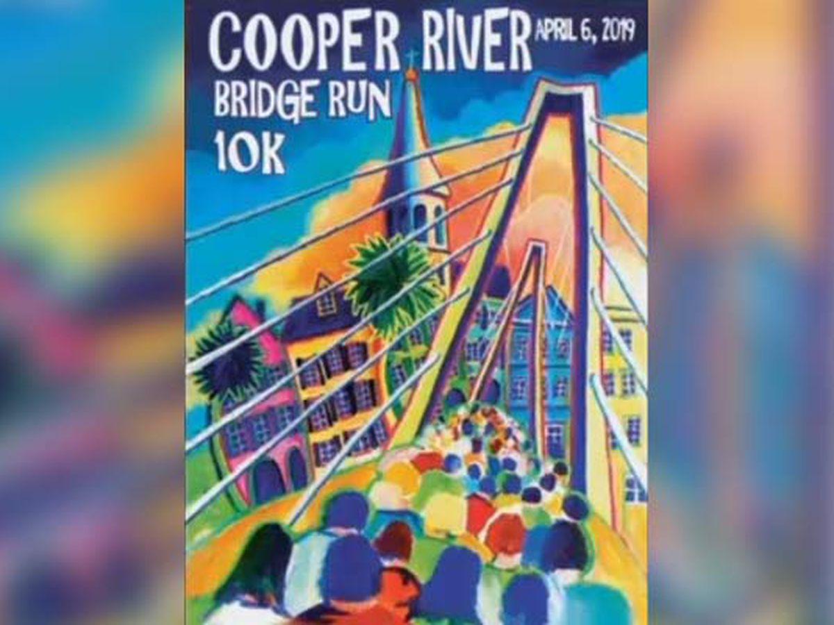 Voting opens in Cooper River Bridge Run 2020 design contest