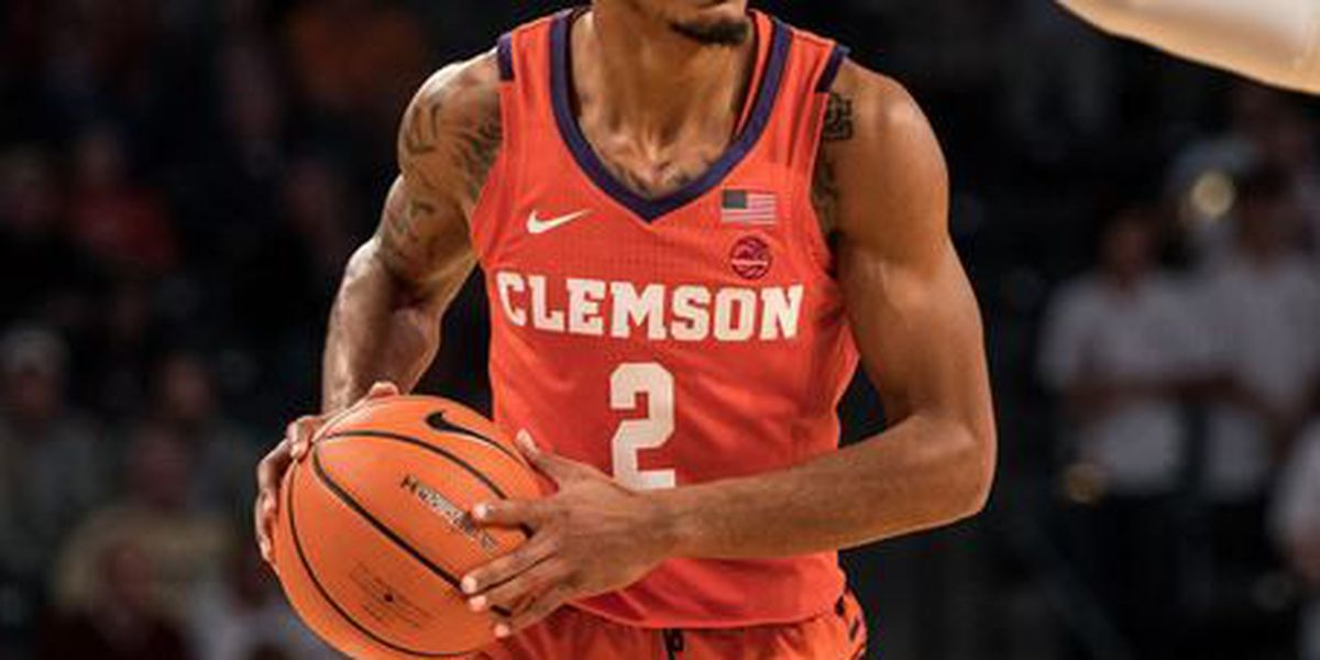 Clemson's Reed and Mitchell Declare for NBA Draft