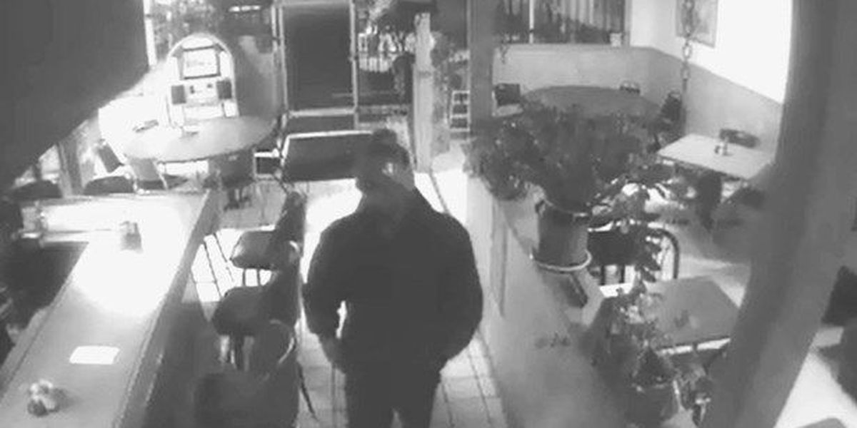 Wanted: Robber exchanges gunfire with restaurant employee in N. Charleston