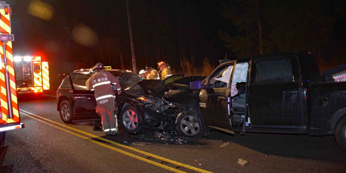 SCHP: Driver involved in head-on collision dies from injuries
