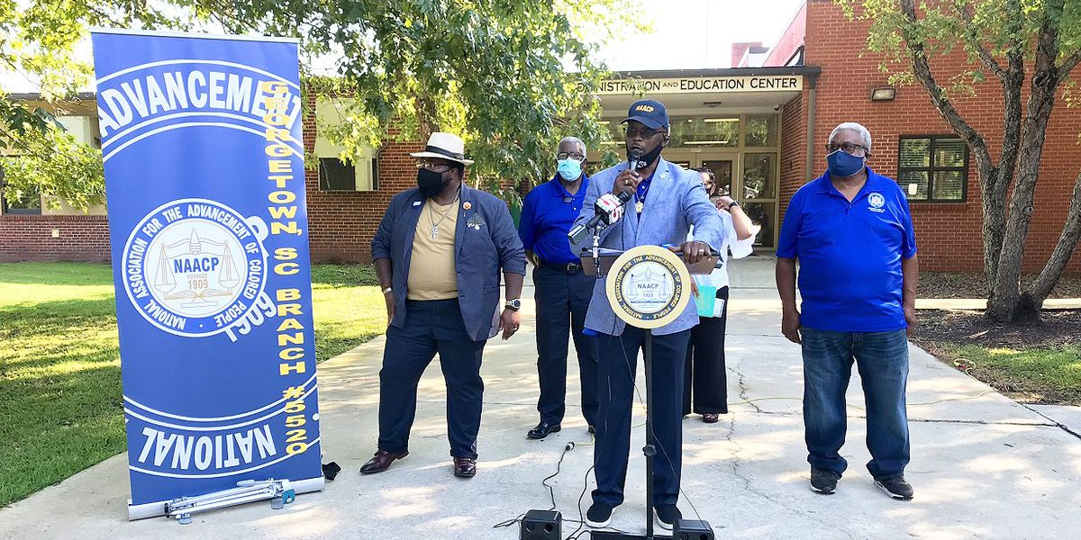 Georgetown NAACP push for virtual learning among school safety concerns