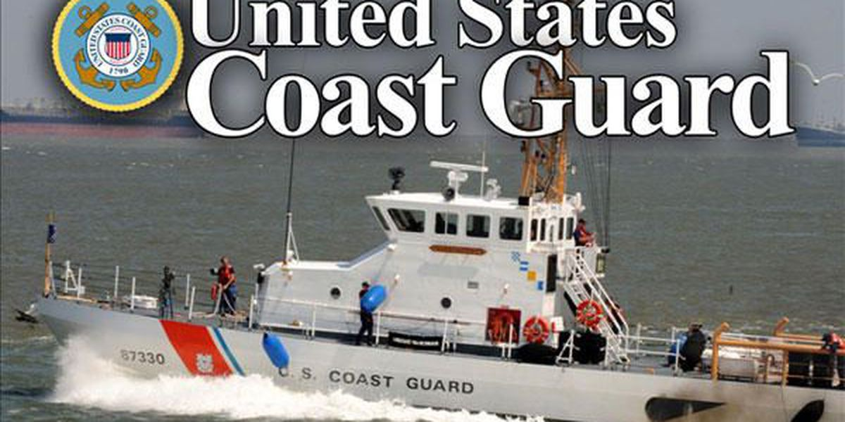 Coast Guard rescues six people in two separate boat incidents