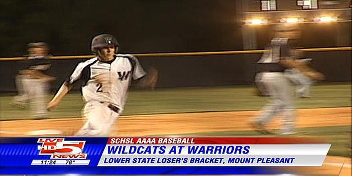 High School Baseball/Softball Playoff Scores (5/14)