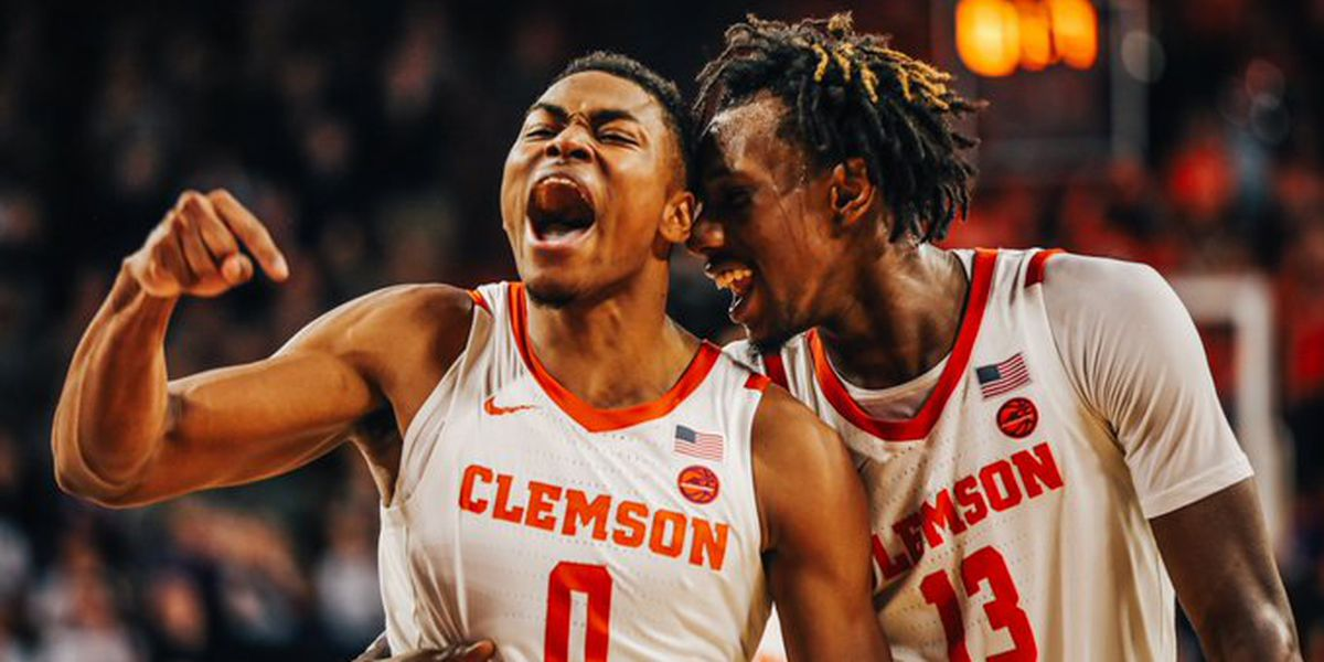 Mack, Trapp Shine as Clemson Upends Syracuse