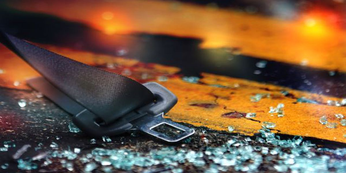 Two dead, two injured after crash in Dillon County