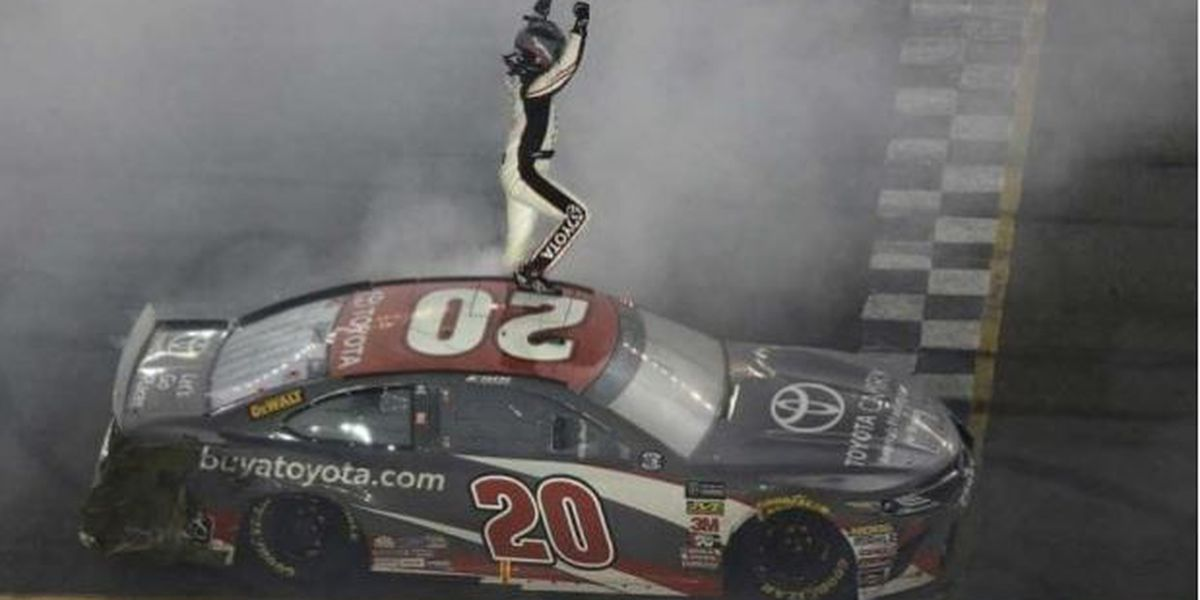 Erik Jones gets first win of the season in weather-delayed Southern 500 at Darlington