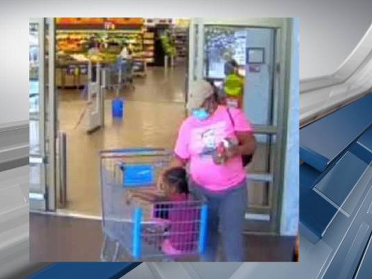 RCSD searching for woman who pulled gun on Walmart employee with her child in the cart