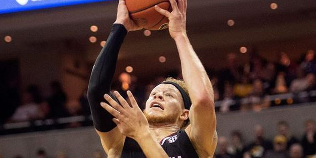 Gamecocks Defeated by Missouri, 78-63