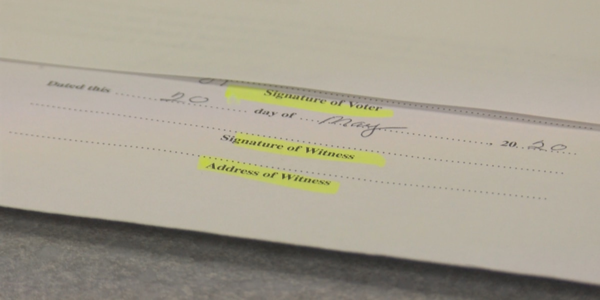 Federal judge rules SC ballots cannot be rejected for mismatched signatures