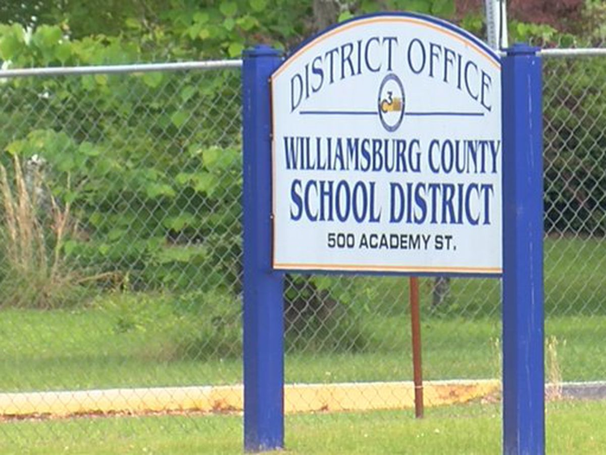 Williamsburg County School district to have four-day work week for most teachers