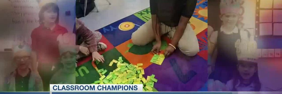 VIDEO: Classroom Champions: Kathryn McLendon wants basic supplies for James Island students