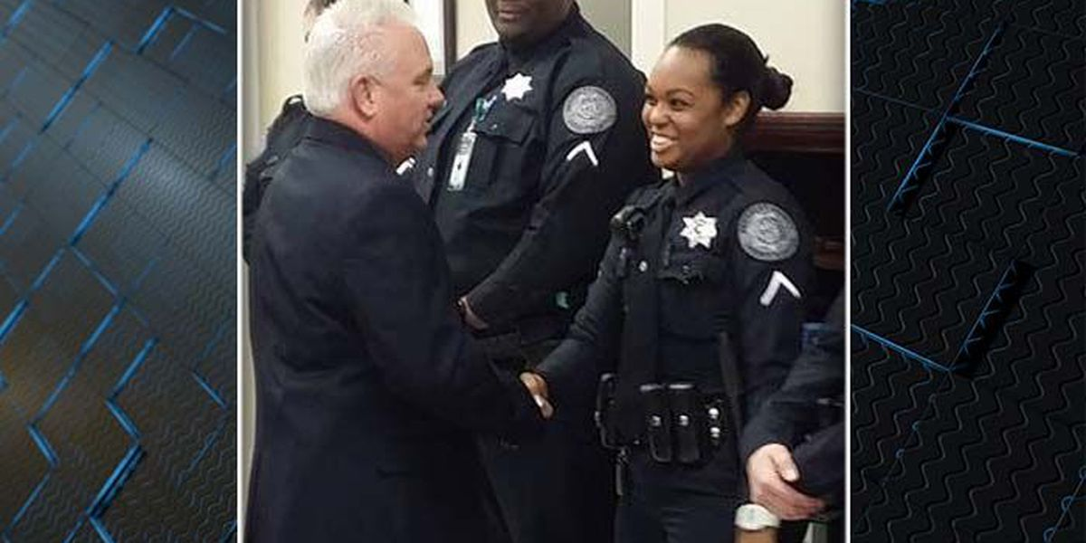 Wounded Berkeley County Deputy Cpl. Kimber Gist released from hospital