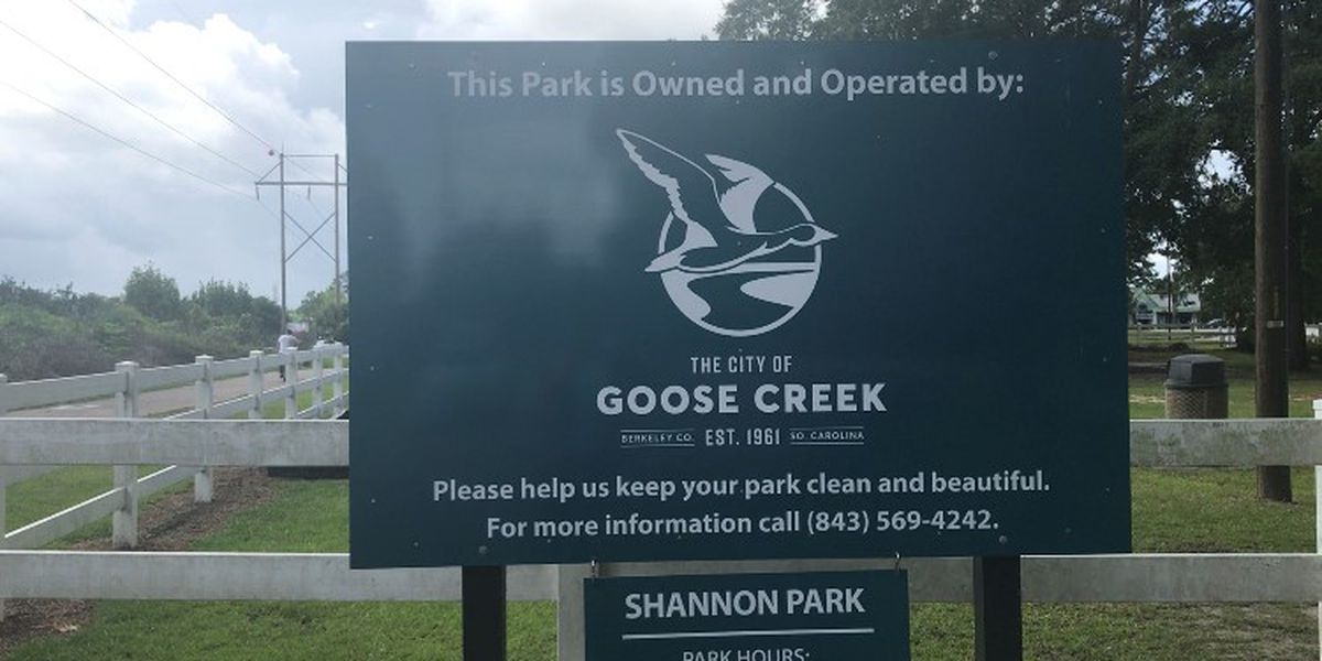 City of Goose Creek to sell public park, move playground equipment