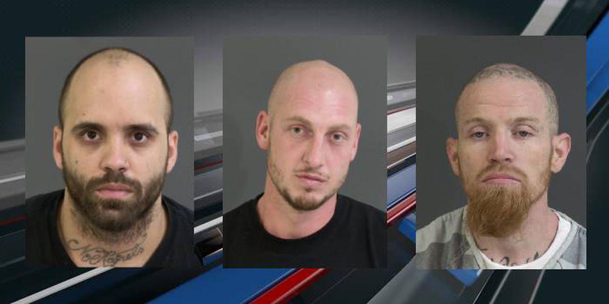 Police make multiple arrests in catalytic converter ring