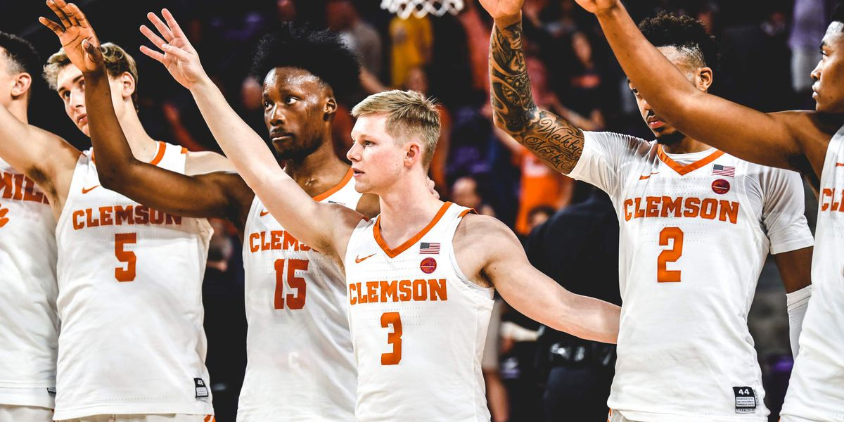 Clemson's Season Closes with Loss in NIT Second Round
