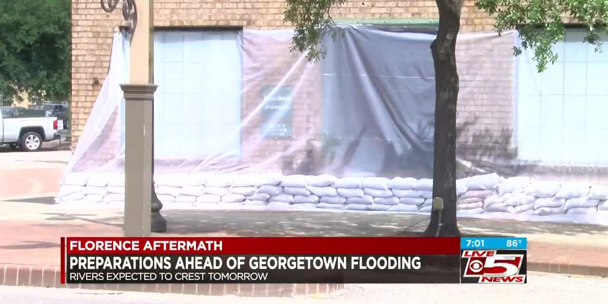 Georgetown mayor: 'Don't wait until the last minute' to evacuate
