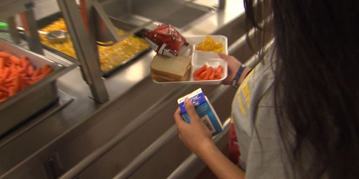 Groups pay off past-due student lunch debts at 4 Tri-County schools