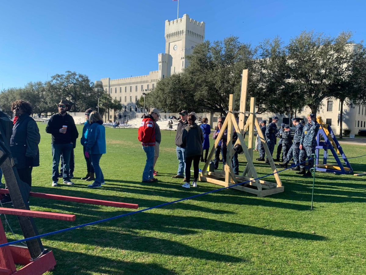 "The Citadel and Google raise awareness for STEM opportunities at annual ""Storm The Citadel"" event"