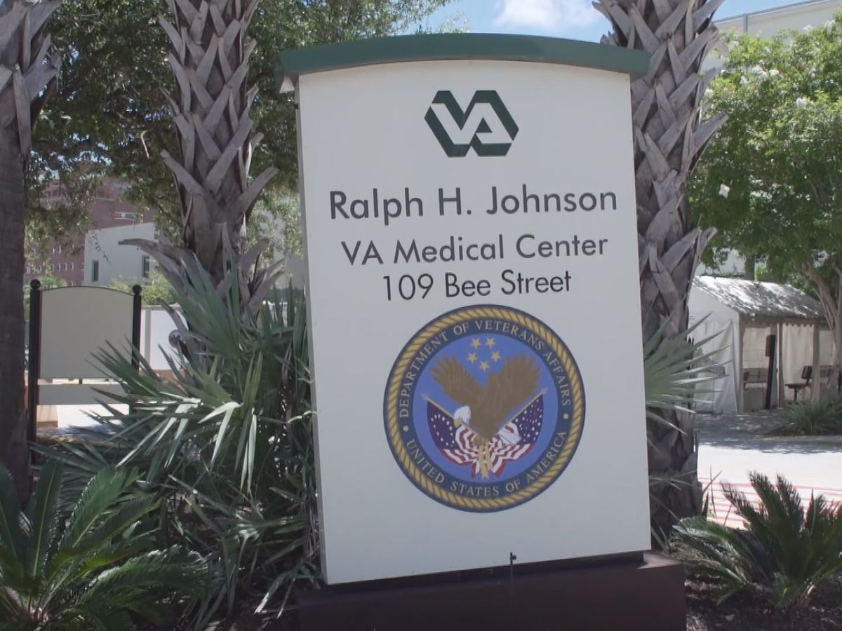 Charleston VA hospital expands vaccine eligibility