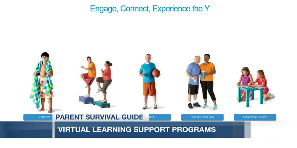 VIDEO: Parent Survival Guide: Virtual learning support programs available