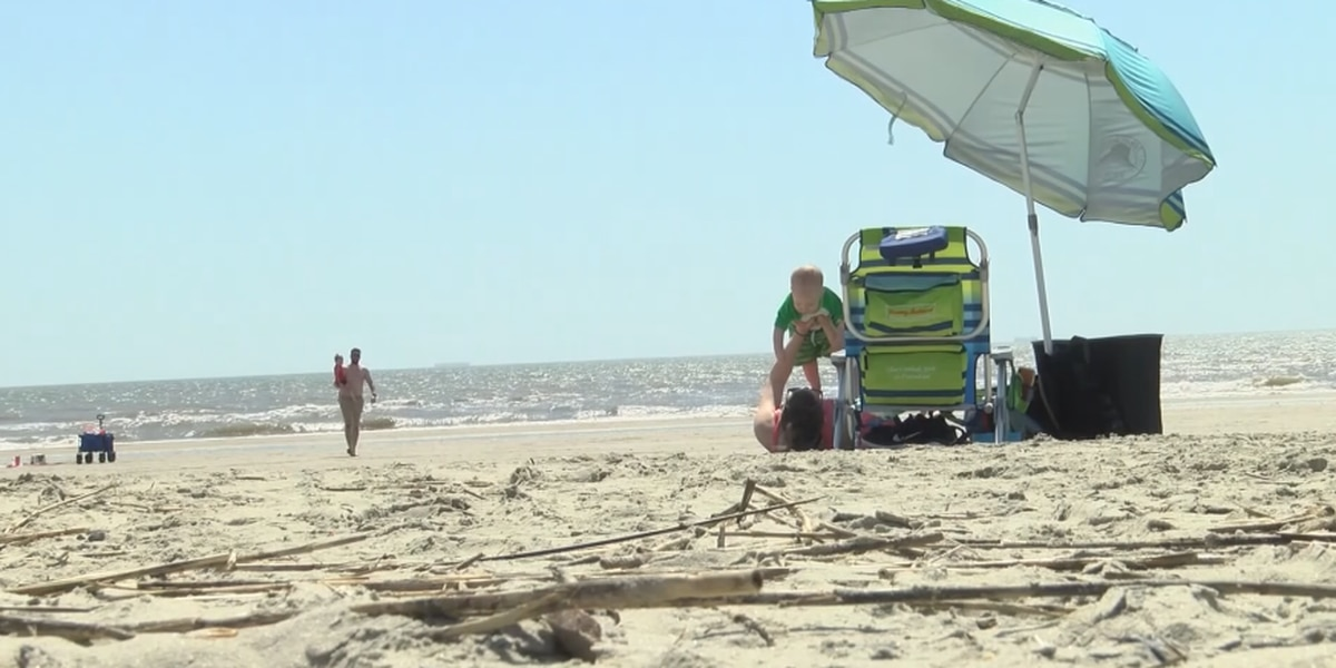 Estimated 380 citations given for shade devices, coolers, chairs on Sullivan's Island during summer