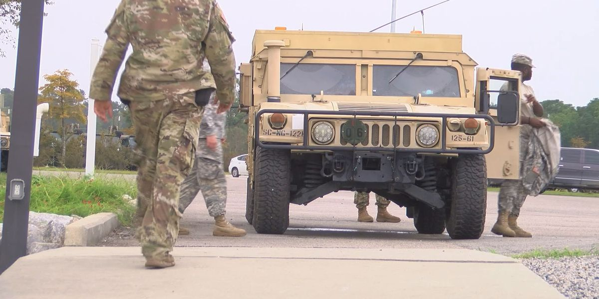 SC National Guard expands Lowcountry efforts with new readiness center