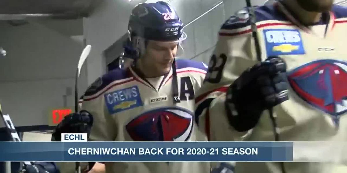 VIDEO: Singrays bring back Andrew Cherinwchan